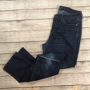 🎉Lucky brand jeans Brooke straight size 14